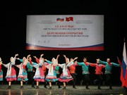 Russian Cultural Days in Vietnam programme opens