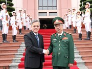 Vietnam, Singapore hold 8th defence policy dialogue