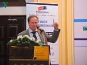 EuroCham opens chapter in Hai Phong city