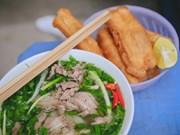 Vietnam's Pho, fresh spring roll among world's best 30 dishes