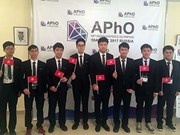 Vietnam to host 19th Asian Physics Olympiad