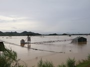 Floods reach 40-year historic levels in many northern rivers