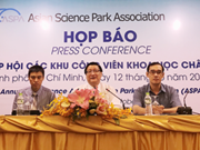 HCM City to host 21st Asian Science Park Association conference