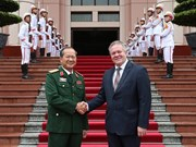 Vietnam, Russia boost military technical cooperation