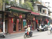 Vehicle ban on parts of Hoan Kiem
