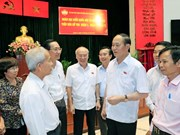 President affirms continued anti-corruption efforts