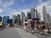 Singapore records high economic growth in three years