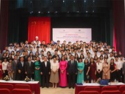 Vietnamese language, culture course opens for Korean students
