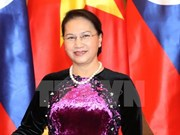 NA Chairwoman leaves for IPU assembly in Russia