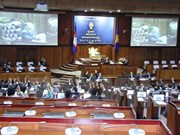 Cambodian NA passes amendments to election laws