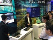 Viettel displays preparation for 4.0 industrial revolution