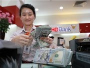 Reference exchange rate down by 2 VND at week's beginning