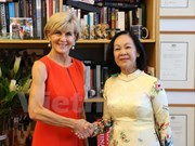 Vietnam hopes to elevate comprehensive partnership with Australia