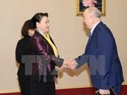 NA Chairwoman meets Secretary of Kazakhstan communist party