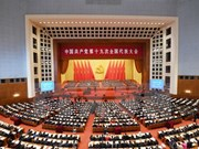 Vietnam congratulates China on 19th Party Congress
