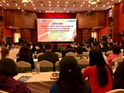 Workshop seeks to promote women's engagement in natural disaster mitig