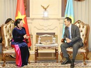 National Assembly backs Vietnam-Kazakhstan government cooperation