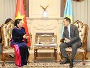 National Assembly backs Vietnam-Kazakhstan government cooperation