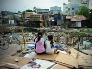 HCM City struggles to relocate slum dwellers