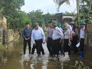 Thanh Hoa asked to keep close watch on disaster developments