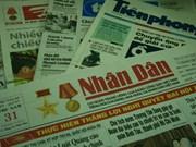 Nhan Dan newspaper delegation visits Cuba