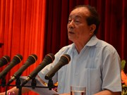 Local and overseas Vietnamese writers work for national solidarity