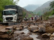 Yen Bai: mountainous Tram Tau district faces landslide risk