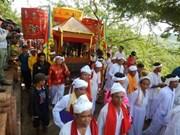 Binh Thuan: Cham Brahman community celebrates Kate festival