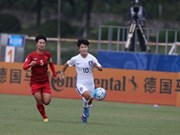 Vietnam loses 0-5 to RoK at AFC U19 women's champs