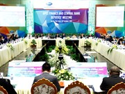 APEC 2017 Finance and Central Bank Deputies' Meeting kicks off