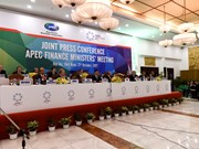 APEC 2017 Finance Ministers' Meeting wraps up