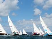 Hong Kong-Nha Trang yacht race rounds off