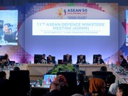 ASEAN Defence Ministers urge DRPK to resume dialogue