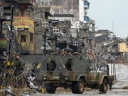 Marawi siege: Philippines defence minister declares end of fighting