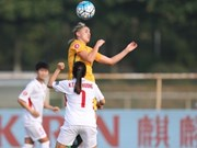 Vietnam ousted from AFC U19 women's champs