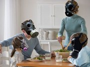 Indoor pollutants drive chronic respiratory disease