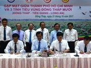 HCM City boosts tourism ties with Dong Thap Muoi sub-region