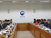 Vietnam, RoK review one-year economic cooperation
