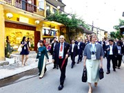 "APEC Economic Leaders' Week ""Golden chance"" for Vietnam's tourism"