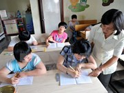 Disabled students struggle to access education