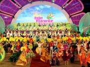 Flower festival to return to Da Lat in December