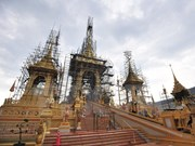 Thailand begins funeral of King Bhumibol Adulyadej