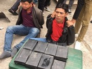 Heroin traffickers arrested in Bac Ninh