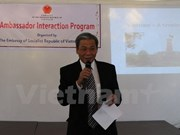 Exchange event brings Vietnam closer to Indian students