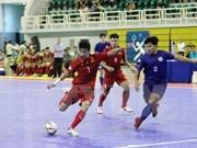 AFF HDBank Futsal Championship 2017 kicks off