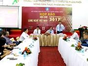 Hanoi destined for Vietnam craft village exhibition