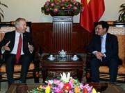 Deputy PM Pham Binh Minh meets outgoing US ambassador