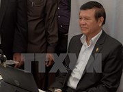 Cambodia's top court upholds ruling to detain opposition leader