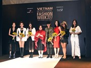 Designers gather for Vietnam International Fashion Week