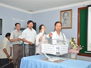 Overseas Vietnamese in Cambodia support flood victims